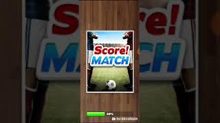 Formacões e dicas!!!!? Score match