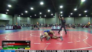 Junior Men 138 Steven Erched Florida Vs Alex Duncan Louisiana