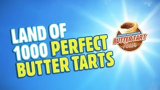 """Butter Tart Tour -- """"to Your Tart's Content"""" Sturgeon Lake Route"""