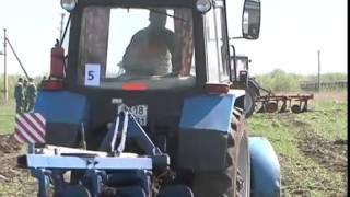 В Белгородской области выбрали лучшего тракториста машиниста 1