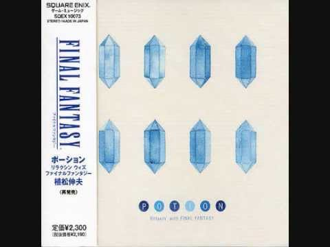 POTION Relaxin with Final Fantasy 01 Tina (From Final Fantasy VI Piano Collections)