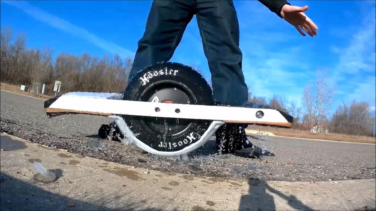 Flex Fender for Onewheel – World's Toughest Fender