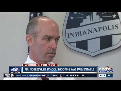FBI: Noblesville school shooting was preventable