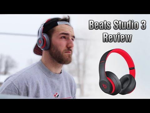 Best Headphones for Athletes - Beats Studio3 by Dr. Dre