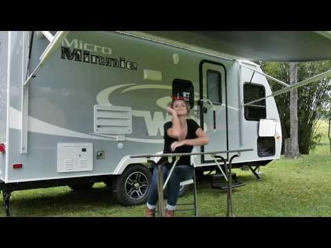 Trailer Winnebago Micro Minnie 2106 - Itu Trailer