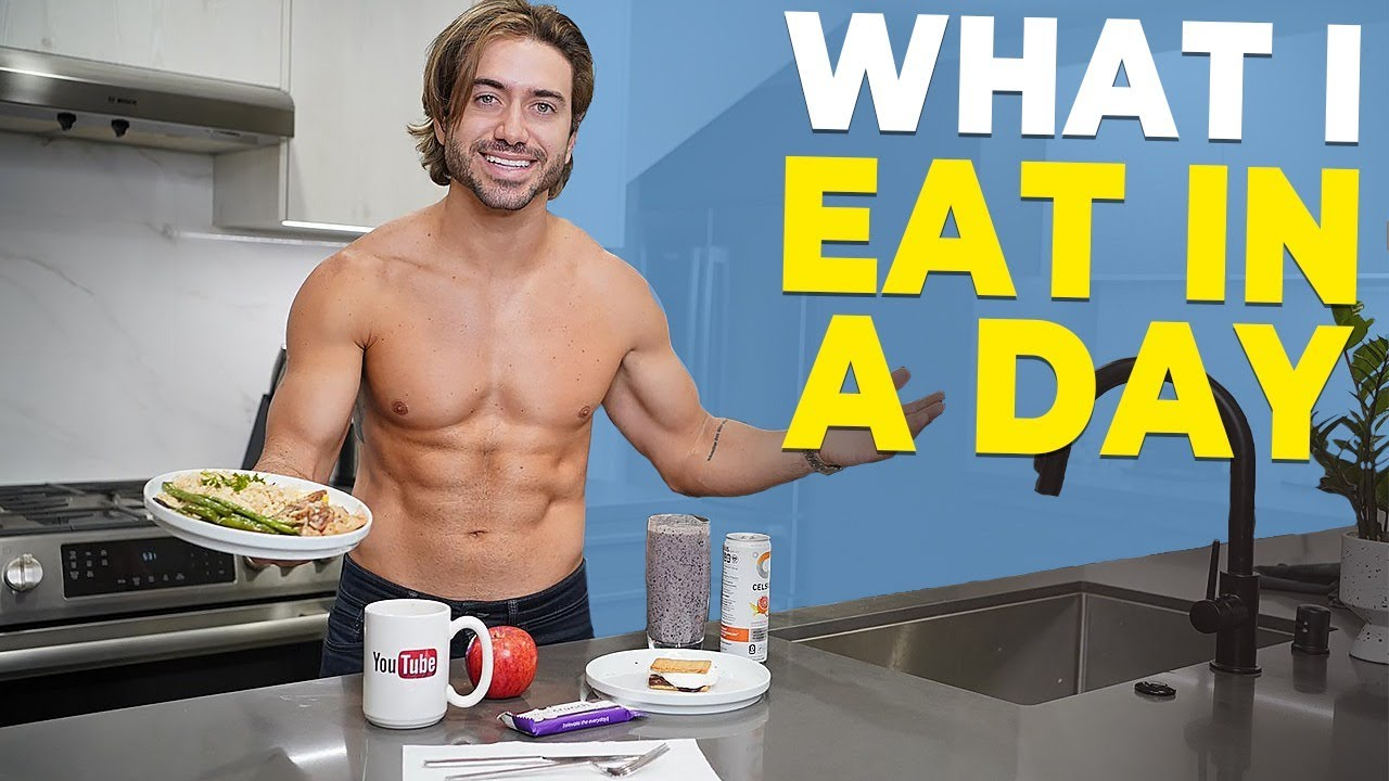 WHAT I EAT IN A DAY | HEALTHY LIFESTYLE 2020 | Alex Costa