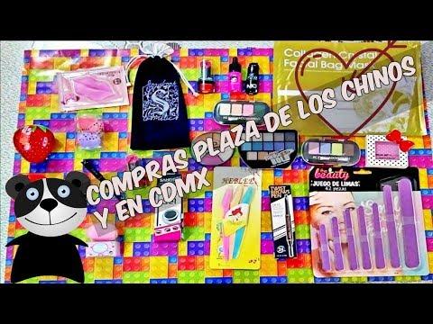 COMPRAS CDMX/ PLAZA DE LOS CHINOS/ METRO APATLACO