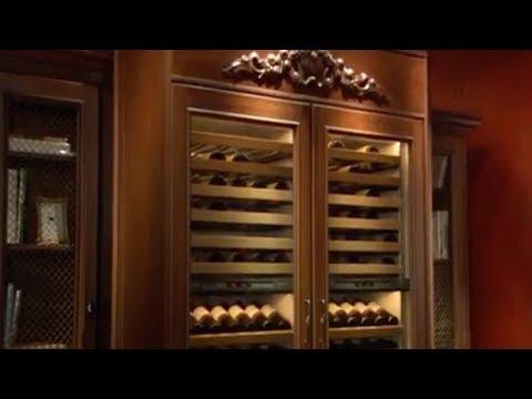 Sub-Zero Wine Storage Quick Start