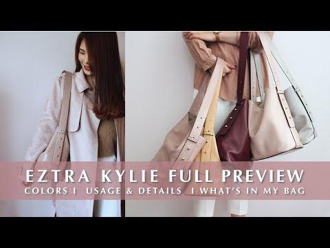 กระเป๋าแบรนด์ไทย ราคาไม่แพง สะพายไปทำงานไปเรียนได้ (EZTRA KYLIE FULL PREVIEW)   BEBE DOANG