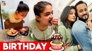 Priyamani Birthday Celebration | Karthi, Paruthiveeran, Maidaan, Virataparvam | Tamil News