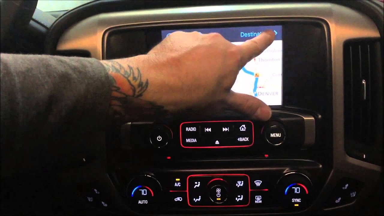 Adding 2016 Apple Carplay into a 2014 2015 GMC Sierra or Chevy     YouTube Premium