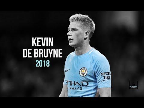 Kevin De Bruyne ● Genius Playmaker ● Skills, Assists & Goals ● 2017/18 - HD