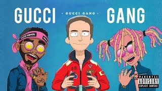 Gucci Gang Remix Logic, Joyner Lucas Lil Pump Nitin Randhawa Remix.mp3