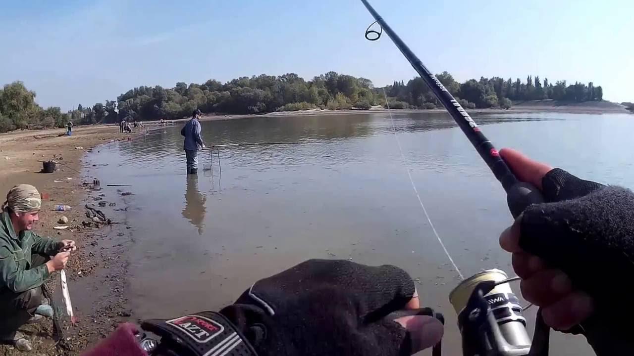 Отчет Рыбалка - Ловля щука на Воблер