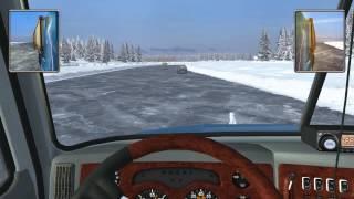 игра экстримальные дальнобойщики 18 стальных колёс 13 серия