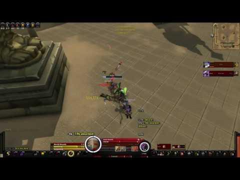 Funoob Prot Warrior PVP Legion 7.2