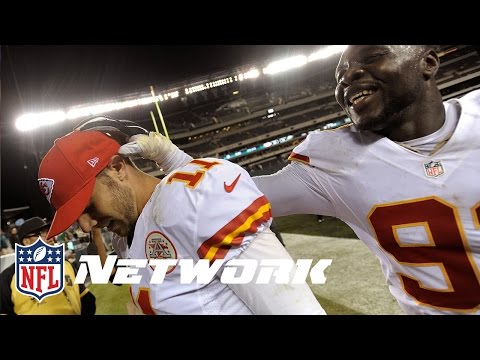 Tamba Hali: 'Disrespectful' Alex Smith is Only #81 | Top 100 Players of 2016 Reaction Show