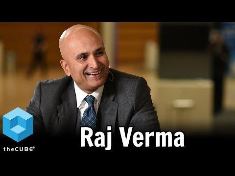 Raj Verma   DataWorks Summit Europe 2017