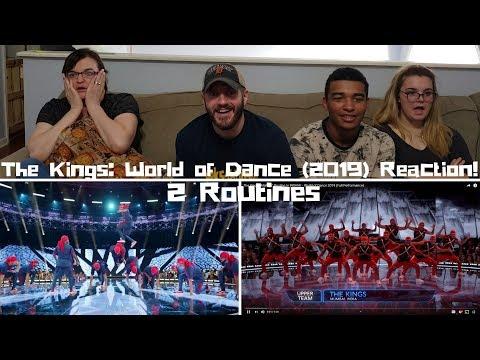 Playlist The Kings: World of Dance