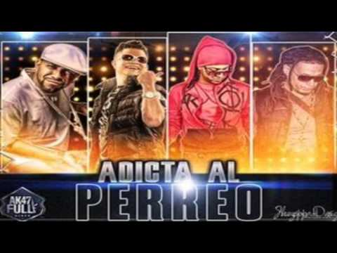 Adicta Al Perreo Jowell Randy Lui G 21 Plus y Polakan Original) ★ REGGAETON 2012 ★