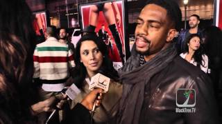 Bill Bellamy responds to Stacy Dash at Fifty Shades of Black Premiere