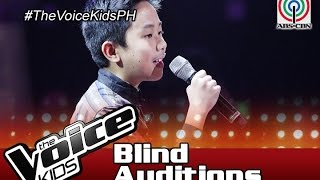"""The Voice Kids Philippines 2016 Blind Auditions: """"Jeepney Love Story"""" by Aiken"""