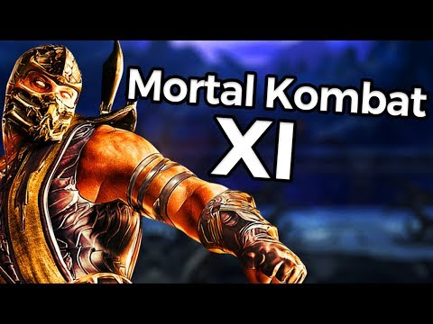 """Let's Talk About That Mortal Kombat 11 """"Confirmed"""" Video & E3 Absence Explanation... thumbnail"""