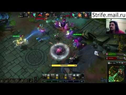 видео: strife feat necros, rezvens. Мокси !