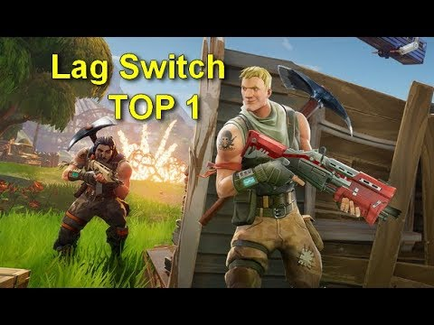 how to stop lag on fortnite