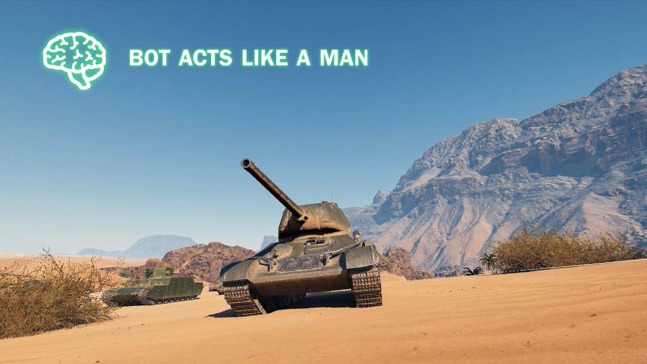 Cyber-Tank (Official site!) - Premium WOT mod (WOT bot /WOT