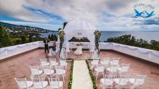 Свадьба в вилле