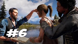 НЕОЖИДАННАЯ ВСТРЕЧА С ИОАННОМ - Far Cry 5 - Прохождение на русском #6