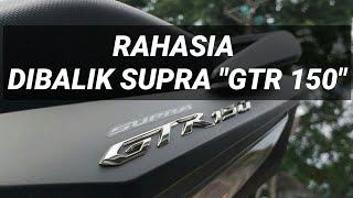 #ReviewJujur - Review Honda SUPRA GTR 150 - Tips and Trick - HuddanOtoVlog