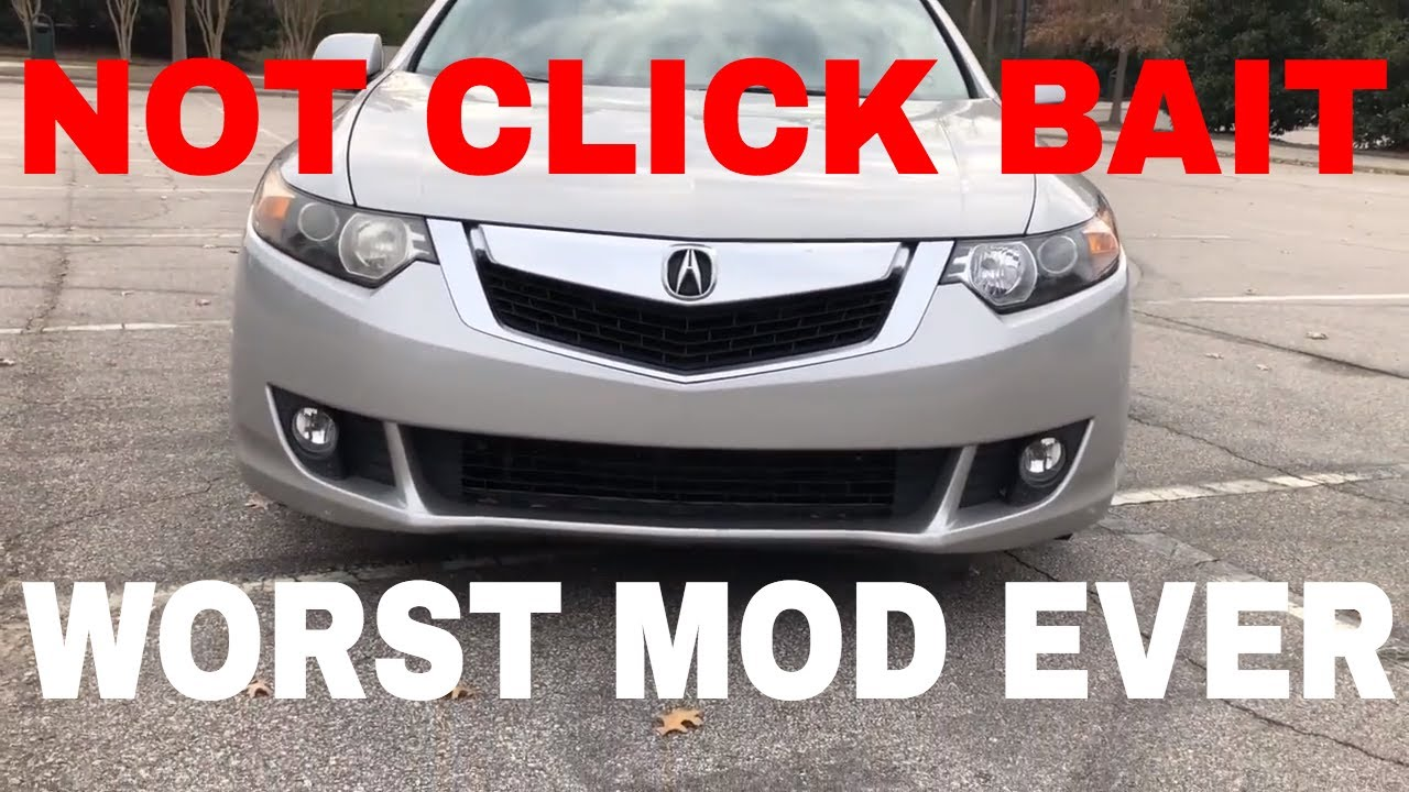 Tein Street Advance Coilover Review On Acura TSX YouTube - 2018 acura tsx coilovers