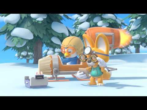 The Little Penguin: Pororo's Racing Adventure - Clip