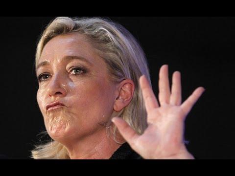 L'Afrique a chanté pour Marine Le Pen : on est désolé mais faut pas pleuré !!