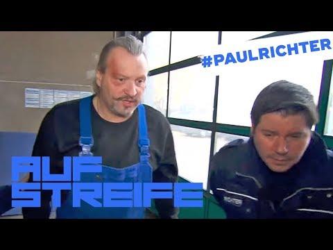Opfer eines Verbrechens! Einsatz in der Werkstatt (1/2) | #PaulRichterTag | Auf Streife | SAT.1 TV