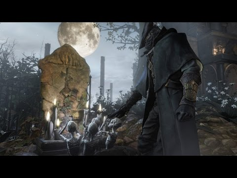 Bloodborne - Game Informer Live