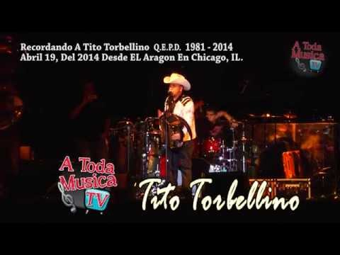 """Tito Torbellino """"Presentacion Completa"""" Desde El Aragon En Chicago, IL. 4/19/2014"""