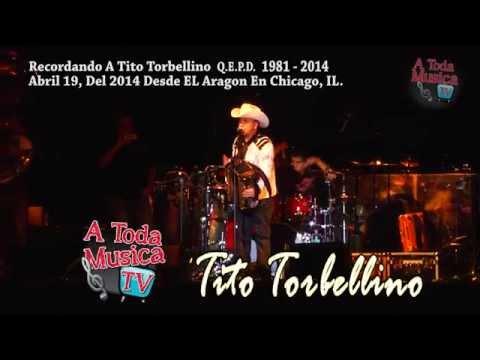 Tito Torbellino Presentacion Completa Desde El Aragon En Chi