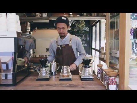 Onibus Coffee / Tokyo