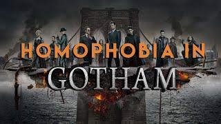 Homophobia in Gotham: A Video Essay