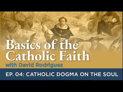 Basics of the Catholic Faith: Episode 04 - Catholic Dogma on the Soul