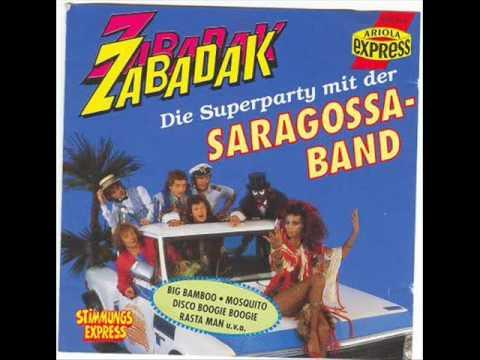 Saragossa Band - Pas pleurer