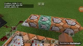 Cara membuat mesin jual beli/Shop menggunakan command block|Minecraft
