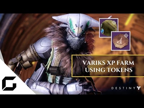 Destiny: House Of Judgment XP Farm | Using House Of Wolves Tokens