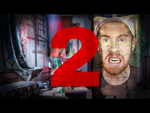 LAYERS OF FEAR! (PART 2!)  