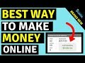 One Of The Best Ways To Make Money Online As A Beginner