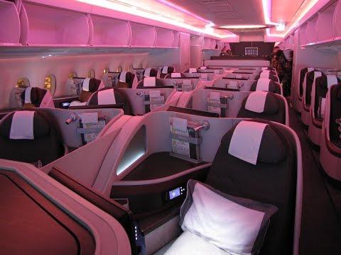 [Flight Report] QATAR AIRWAYS | Paris ✈ Doha | Airbus A350-900 | Business