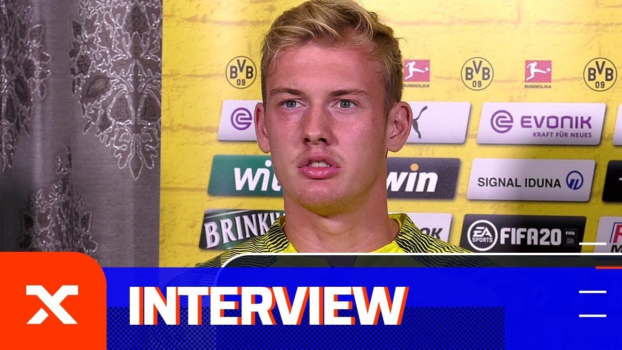 Julian Brandt über das Titelrennen, Ziele und Marco Reus | Bundesliga | Borussia Dortmund | SPOX